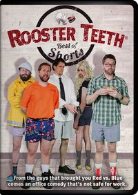 RT Shorts Best of DVD