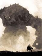 Shadow of the colossus by fellcoda