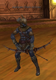 44 awoken dark archer