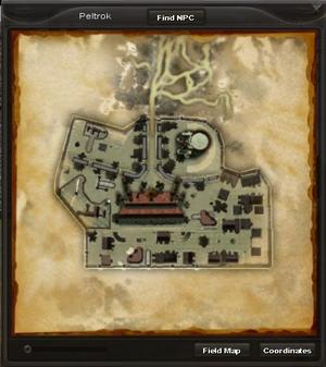 Merchant town of peltrok