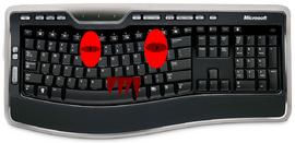 Evilkeyboard