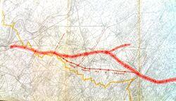A6 1957 Fontainebleau EUP complémentaire