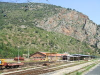TrainJaune Gare Villefranche 03