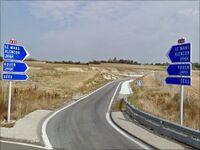 L'A88 au sud d'Argentan