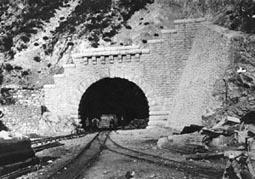 Tunnel du Roux