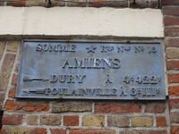 Cocher - 80 - Amiens - Route de Paris