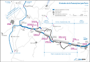 LGV Sillon Alpin (Carte 2015)