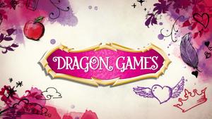 Dragon Games Logo Royal and Rebel