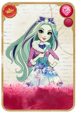 CrystalWinter Card