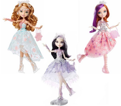Fairest on Ice Dolls