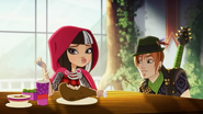 Cerise and Sparrow - True Hearts Day Part 2