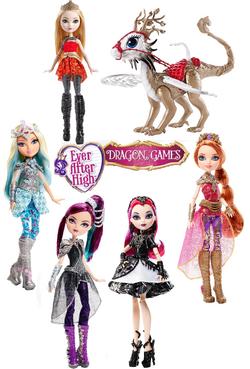 Dragon Games Dolls
