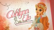 Ashlynn Ella the Daughter of Cinderella