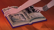 Ravens Magic - picking the book