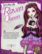 Raven Queen - Character Quiz