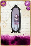 Raven Queen's Magic Mirror Card