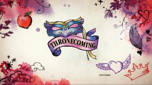 Thronecoming Logo Royal and Rebel