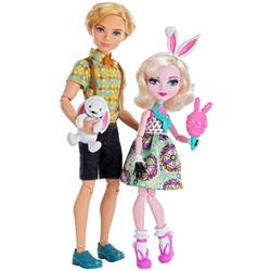 Doll stockphotography - Carnival Alistair and Bunny