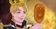Dragon Games - Daring flirting with himself