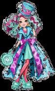 Profile Art - Way too Wonderland Madeline Hatter high definition