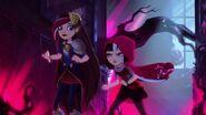 Dragon Games - Cerise and Ramona