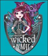 EAH Wicked Heroic Raven Queen DG FB Art