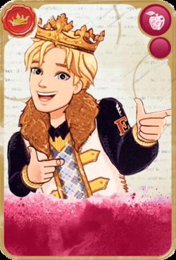 Daring's Card