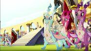 DG HTG - Darling holly poppy with full-sized dragons