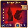 DragonClaws
