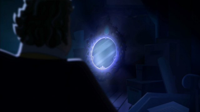 File:Milton Grimm and the Mirror Portal, webisode The Tale of Legacy Day.png