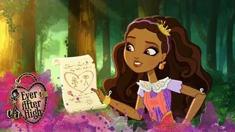 Cedar Wood Would Love to Lie Ever After High™