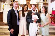 Amalia's Baptism Ceremony 3