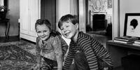 Photoshoots/Denmark - Christian's 5th Birthday (2010)