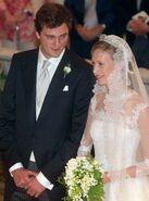 Prince Amedeo Wedding 13