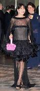 Princess Caroline in Chanel Couture