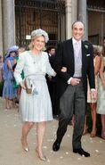 Wedding of Prince Amedo Prince Lorenz and Astrid