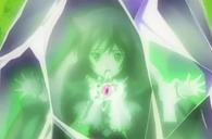 Suiseiseki loses her Rosa Mystica