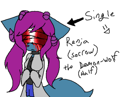 Renja The wolf-color version-