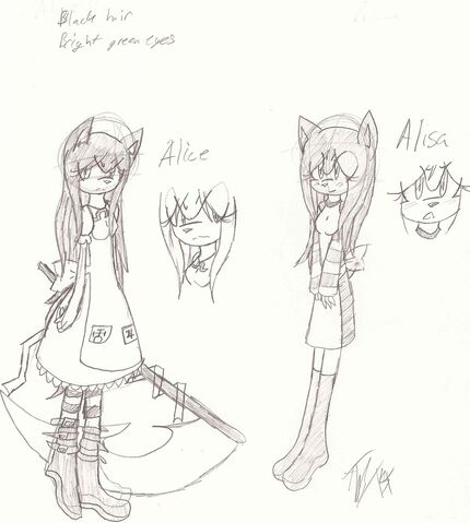 File:Alisa and her demon form, Alice.jpg