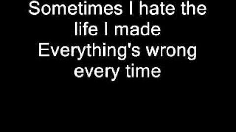 Korn Narcissistic Cannibal lyrics