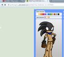 Rage the Hedgehog(Sonic Boom Version)
