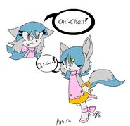 Amira -Krissi and Kyros' second child color-