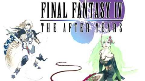 Final Fantasy IV- The After Years - Mysterious Girl Battle Music