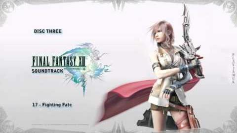 Final Fantasy 13 OST - Disc Three - 17 - Fighting Fate