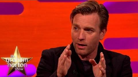 Ewan McGregor Discusses His Cameo In Star Wars- The Force Awakens - The Graham Norton Show
