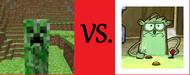 Angry VS. Drak
