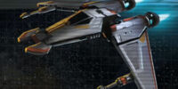 Liberator-class Starfighter