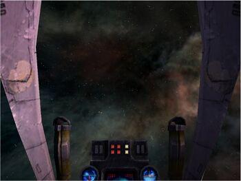 Hornet cockpit