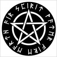 File:Wiccan white pentagram reversed 117135.jpg