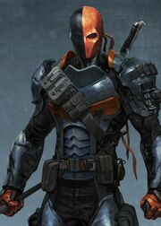 Batman Deathstroke 01